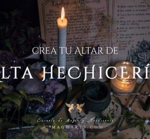 curso altar de alta hechiceria