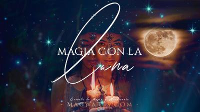 Curso Magia con la Luna