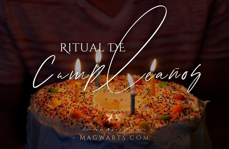 Ritual de Cumpleaños - MAGWARTS Escuela de Magia
