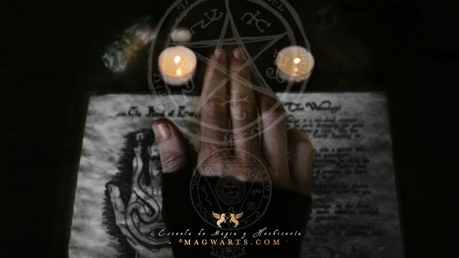 Magia con Sigilos - Curso de Alta Hechicería Acestral